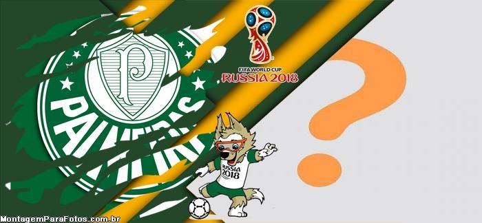 Palmeiras Copa do Mundo 2018