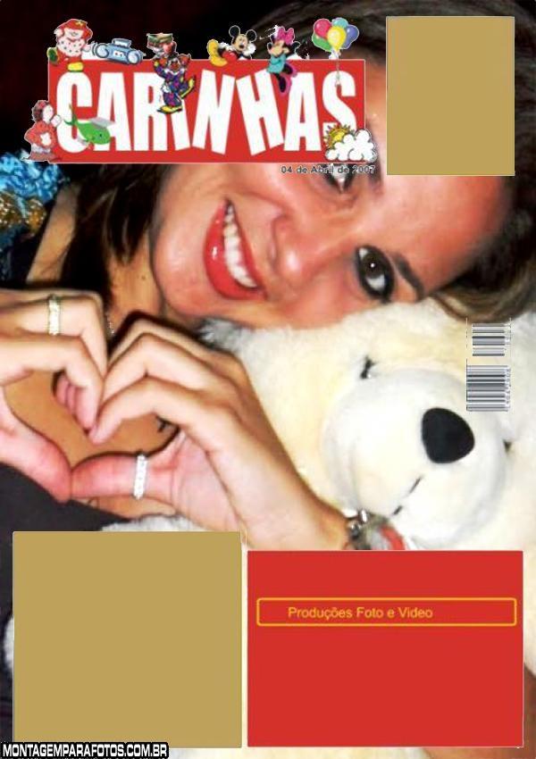 Moldura Revista Carrinhas