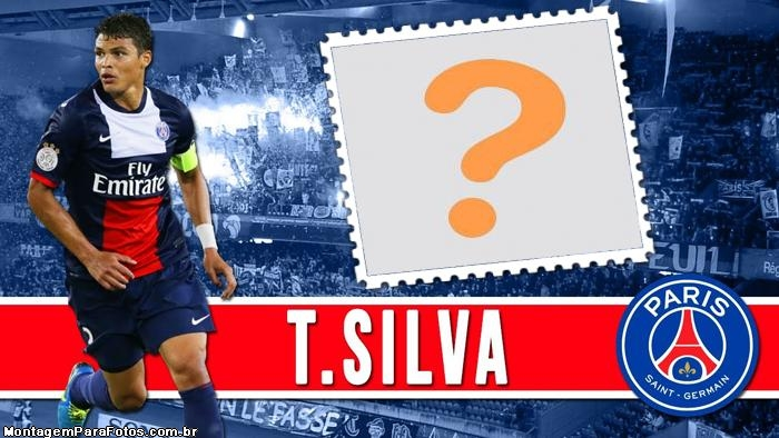 Thiago Silva do PSG