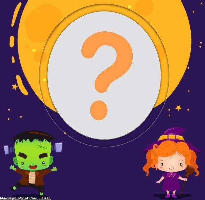 Frankenstein e Bruxinha Baby