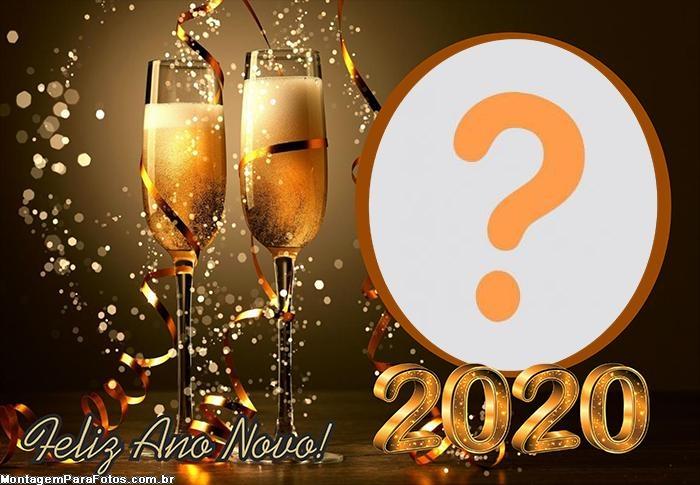 Feliz Ano Novo 2020 para Pessoa Especial