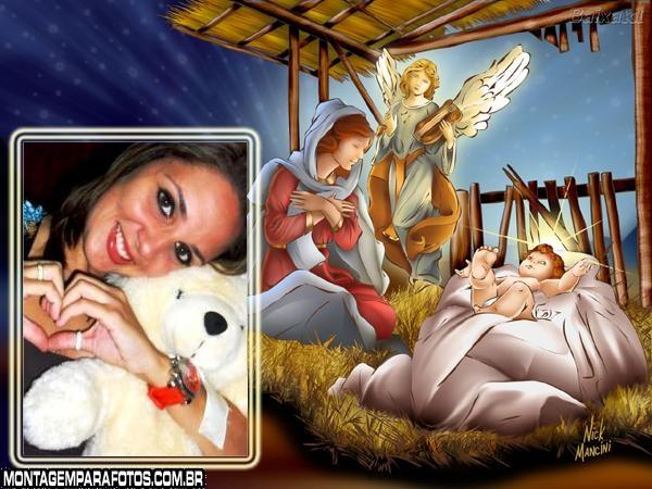 Moldura Nasc. Menino Jesus