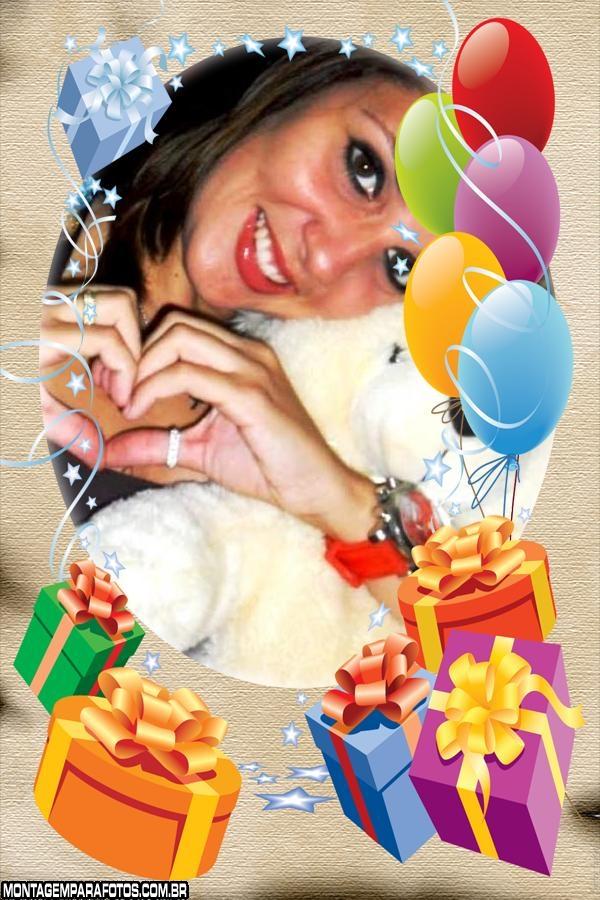 Balões e Presentes Aniversário