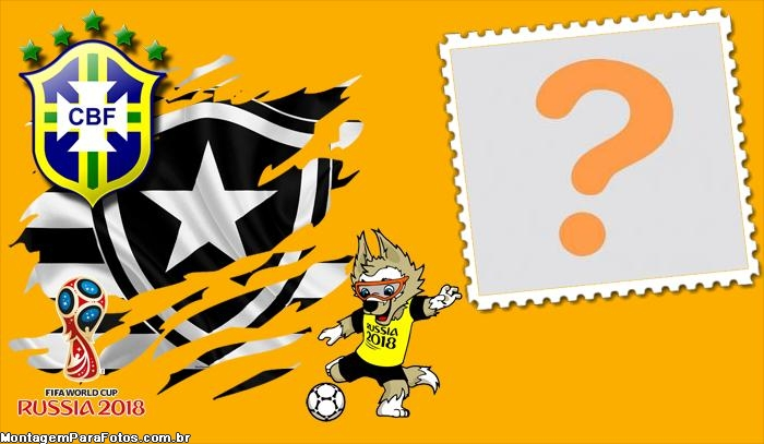 Botafogo Copa do Mundo 2018