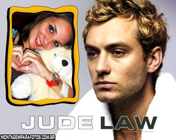 Moldura Jude Law