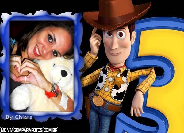 Moldura Toy Store Woody