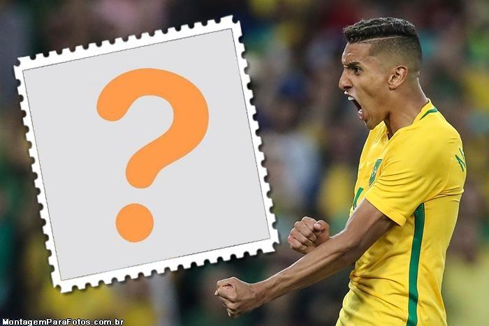Marquinhos Copa do Mundo 2018