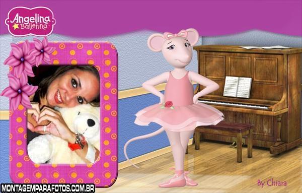 Angelina Ballerina Piano