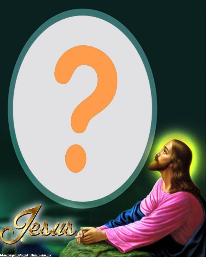 Jesus Olhando Você