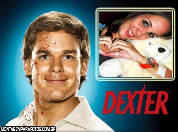 Moldura Dexter Seriado