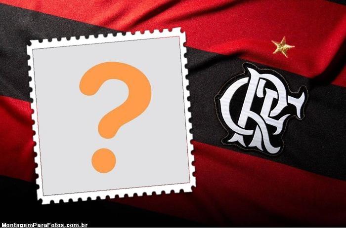 Moldura Camisa do Flamengo