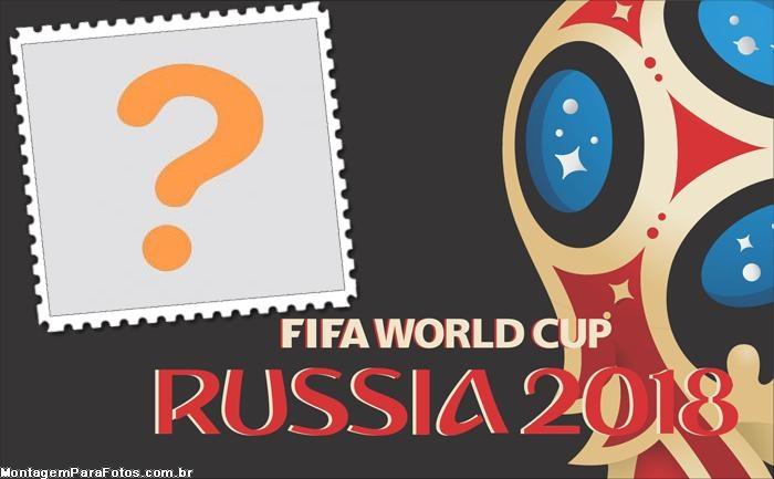 Máscara Digital Copa Rússia 2018