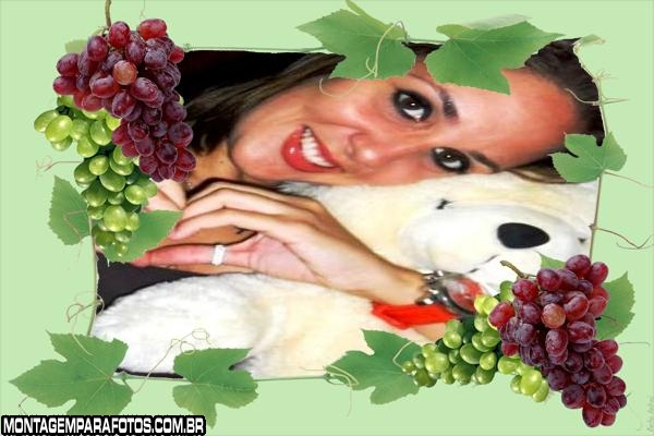 Moldura Cacho de Uvas
