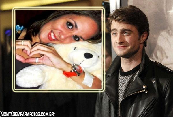 Moldura Daniel Radcliffe
