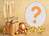 Moldura Ano Novo 2019