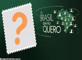 Moldura O Brasil que eu Quero
