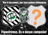 Moldura Figueirense Futebol Clube