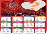 Calendário 2019 Corintiano
