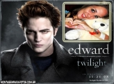 Moldura Edward Twilight