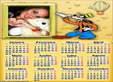 Calendário 2017 Patetá Disney
