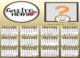 Calendário Gastronomia 2019