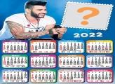Calendário 2022 Gusttavo Lima Montar Online