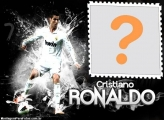 Montagem Digital do Cristiano Ronaldo