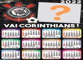 Calendário 2022 Corinthians Timão Online