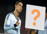 FotoMoldura Cristiano Ronaldo