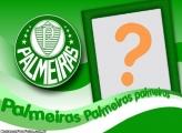 Moldura do Palmeiras