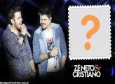Zé Neto e Cristiano FotoMoldura