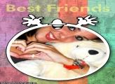 Moldura Gordinho da Amizade
