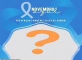 Moldura Novembro Azul
