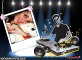 Moldura Mixagem DJ