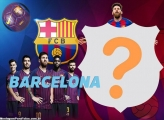 Moldura Barcelona FC