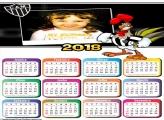 Calendário 2018 Galo Mascote Atlético Mineiro
