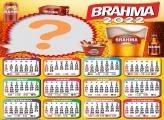 Calendário 2022 Brahma Moldura com Foto Online