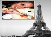 Moldura Torre Paris
