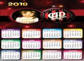 Calendário 2018 Atlético Paranaense Time