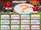 Calendário 2022 Cristiano Ronaldo Manchester United Online