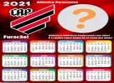 Calendário 2021 Athletico Paranaense