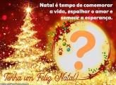 Mensagem de Natal Tenha um Feliz Natal