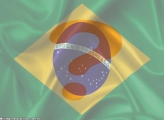 Moldura Bandeira do Brasil