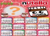 Calendário 2022 Nutella Montar Online