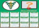 Calendário Fisioterapia 2019