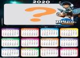 Calendário 2020 Miles do Amanhã