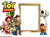 Toy Story 4 Emoldura Foto