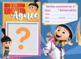 Convite Agnes