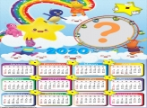 Calendário 2020 Os Backyadigans Moldura Infantil