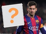 Moldura Lionel Messi
